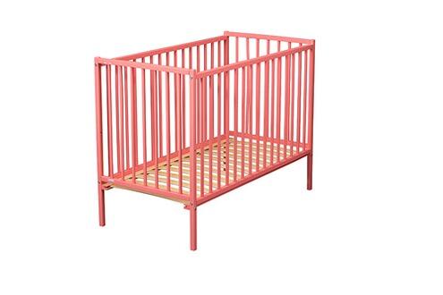 combelle lit rose b b enfant 70 x 140 cm transitoire apr s 3 ans. Black Bedroom Furniture Sets. Home Design Ideas
