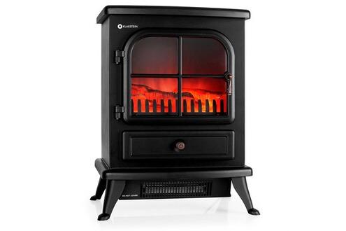 klarstein st moritz chemin e lectrique chauffante 1800w. Black Bedroom Furniture Sets. Home Design Ideas