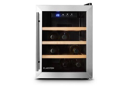 klarstein reserva 12 uno cave vins r frig r e 12. Black Bedroom Furniture Sets. Home Design Ideas