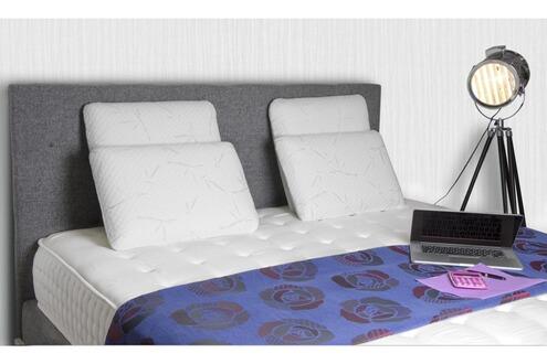 olympe literie oreiller memoire de forme 40x60 cm. Black Bedroom Furniture Sets. Home Design Ideas