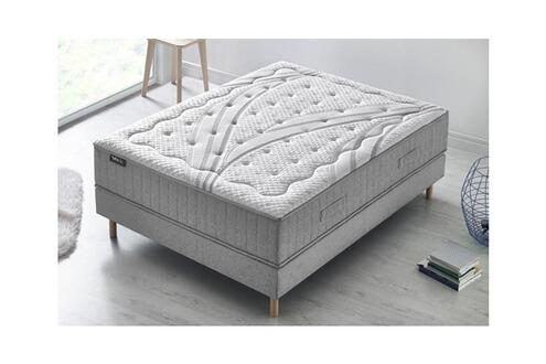 bobochic matelas boh me chic m moire de forme gel m moire de forme latex 28 cm 160x200. Black Bedroom Furniture Sets. Home Design Ideas