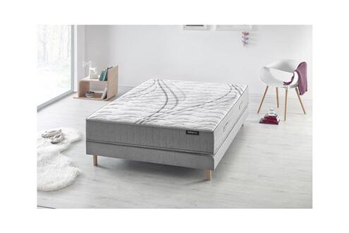 bobochic matelas hippie chic latex naturel et m moire de forme 26 cm 90x190. Black Bedroom Furniture Sets. Home Design Ideas