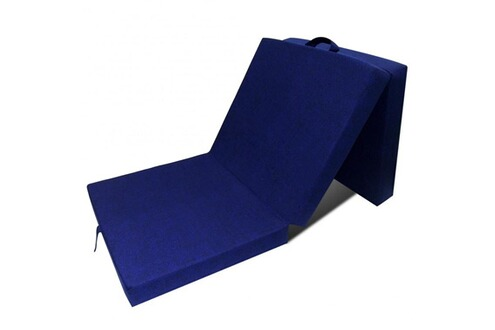 Top prix matelas en mousse pliable bleu 190 x 70 x 9 cm - Matelas mousse 70 x 190 ...