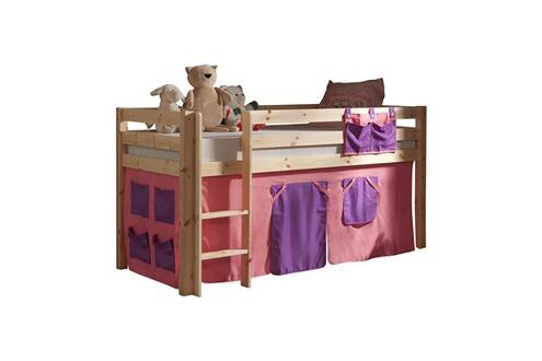 paris prix tente textile pour lit pino rose rose. Black Bedroom Furniture Sets. Home Design Ideas
