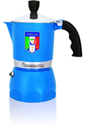 Bialetti 0005462/MR FIAMETTA NATIONAL 3 TASSES