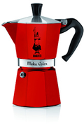 Bialetti 4943 MOKA COLOR 6T ROUGE