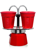 Bialetti SET MINI EXPRESS ROUGE 6190