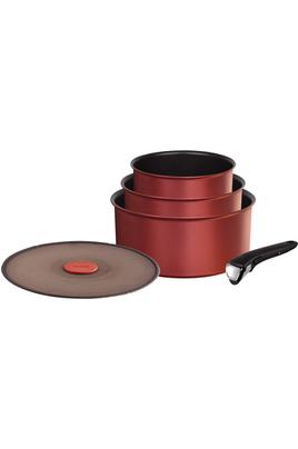 tefal ingenio performance rouge casseroles. Black Bedroom Furniture Sets. Home Design Ideas