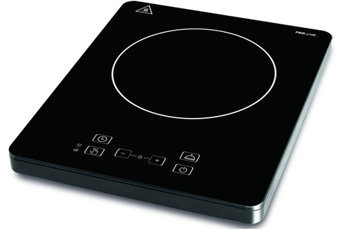 Table induction 1 foyer10 niveaux de cuisson - Réglable de 60 à 220°Fonction maintien au chaudEcran LED