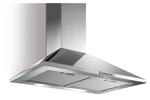 Proline chp60ss inox for Hotte decorative 60 cm inox