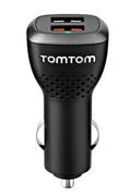 Tomtom Chargeur Allume-cigare MULTI USB