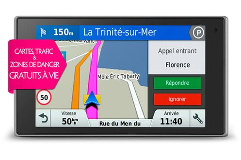 GPS GARMIN DRIVELUXE 50 LMT