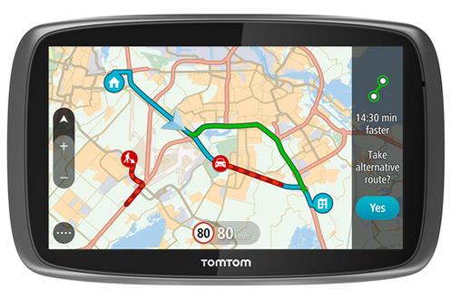 GPS TOMTOM GO 610 MONDE