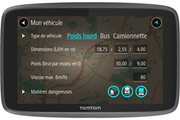 Tomtom GO 6200 PROFESSIONAL