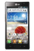 Lg OPTIMUS L9 NOIR
