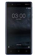 Nokia 3 DUAL SIM BLEU