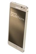 Samsung GALAXY ALPHA GOLD 32GO