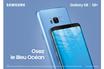 Samsung GALAXY S8 BLEU photo 7