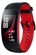 Samsung GEAR FIT 2 PRO LARGE NOIR ET ROUGE