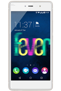 Wiko FEVER BLANC/OR