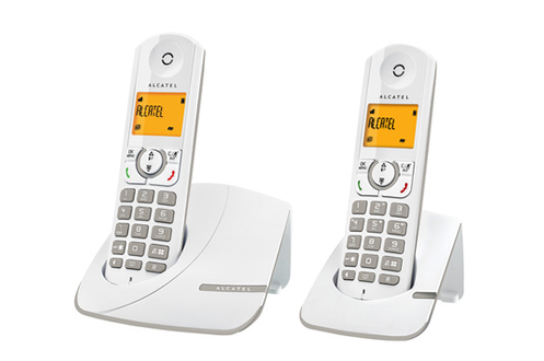 TéLéPHONE SANS FIL ALCATEL F 330 DUO GREY