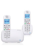 Alcatel XL 385 DUO BLANC