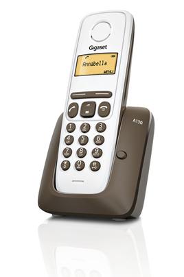 TéLéPHONE SANS FIL GIGASET A130 SOLO