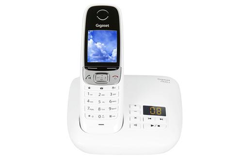 TéLéPHONE SANS FIL GIGASET C620A BLANC