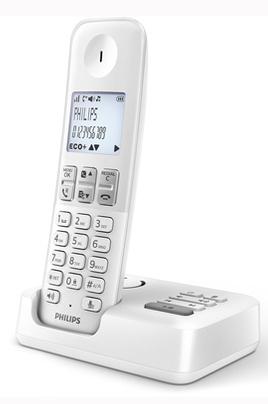 TéLéPHONE SANS FIL PHILIPS D230 REPONDEUR SOLO