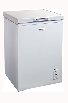 Froid statiqueCapacité 100 litresThermostat mécaniquePoignée intégrée - 1 panier