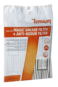 Temium KIT FILTRES MAGIC UNIVERSELS