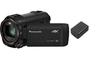 Panasonic HC-VX980 4K + 2EME BATTERIE