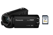 Panasonic HC-W580 + CARTE SD 16 GO