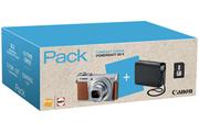 Canon PACK POWERSHOT G9X ARGENT + ETUI + SD 8GO