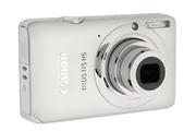 Canon IXUS 115 HS ARGENT