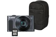 Canon POWERSHOT SX620 HS NOIR + ETUI + SD 16GO