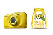 Nikon COOLPIX W100 JAUNE PACK SAC A DOS