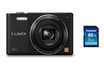 Panasonic LUMIX DMC SZ10+8Go