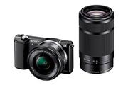 Sony A5000 NR + 16-50 + 55-210