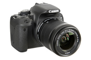 Canon EOS 700D + 18-55 IS STM