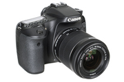 Canon EOS 70D + EF-S 18-55 MM IS STM