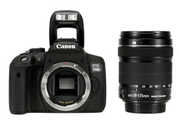 Canon EOS 750D + 18/135 IS STM