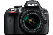 Nikon D3300 + 18-55MM VR NOIR