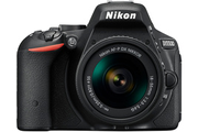 Nikon D5500 + AF-P DX NIKKOR 18-55 mm VR