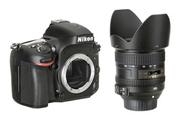 Nikon D610 + 24-85 MM VR II