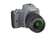 Pentax K-S1 SILVER + DAL 18-55