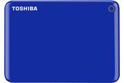 Toshiba DISQUE DUR CANVIO CONNECT II - 2,5 POUCES - 500 GO - BLEU