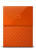 Wd DD5.2 1TB MY PASSPORT ORANGE