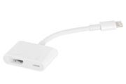 Apple Adaptateur Lightning AV pour iPad Retina / iPad mini / iPad Air