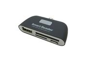 Temium Adaptateur micro USB 4-en-1 pour tablettes